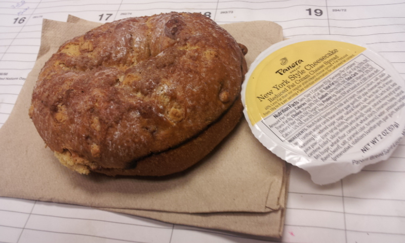 Panera Bread glenderella