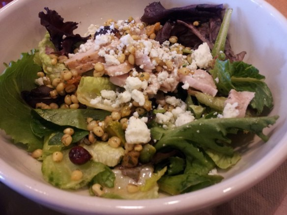 Wheat berry salad, Panera